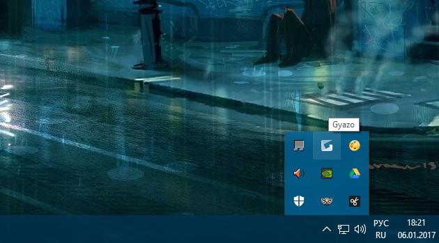 Windows 10 Kuvakaappaus