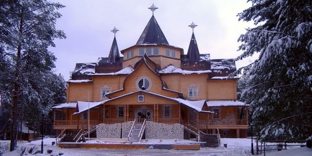 Where to celebrate New Year: Veliky Ustyug, Russia