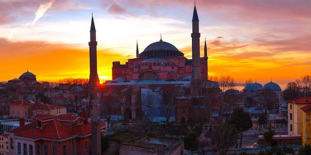 Where to celebrate New Year: Istanbul, Turkey