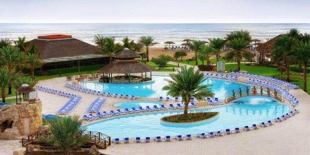 Where to celebrate New Year: Fujairah, UAE