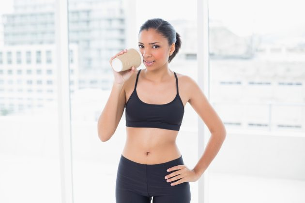 Morning Workouts: Drink Coffee