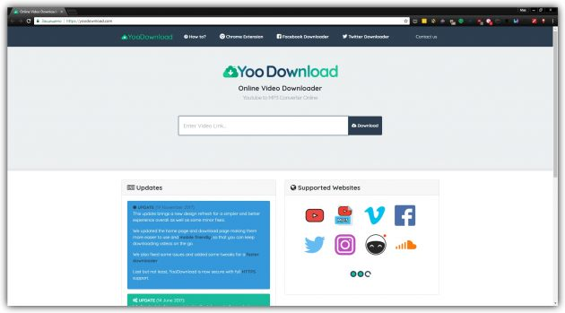 How To Download Video From Any Site Without Additional Programs 10 Universal Services