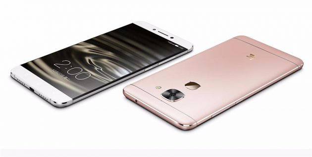 Smartphones Le 2 and Le 2 Pro
