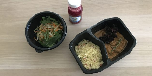 Eat2Fit: ebéd