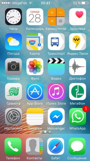Vladimir Pakhomov: iPhone